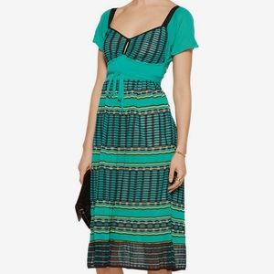NWT M Missoni Woven Dress by Valentino